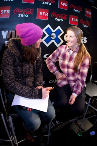 Interview Torah Bright X Games